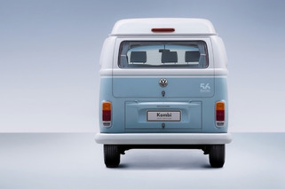 The Volkswagen Bus Isn't Dead Just Yet