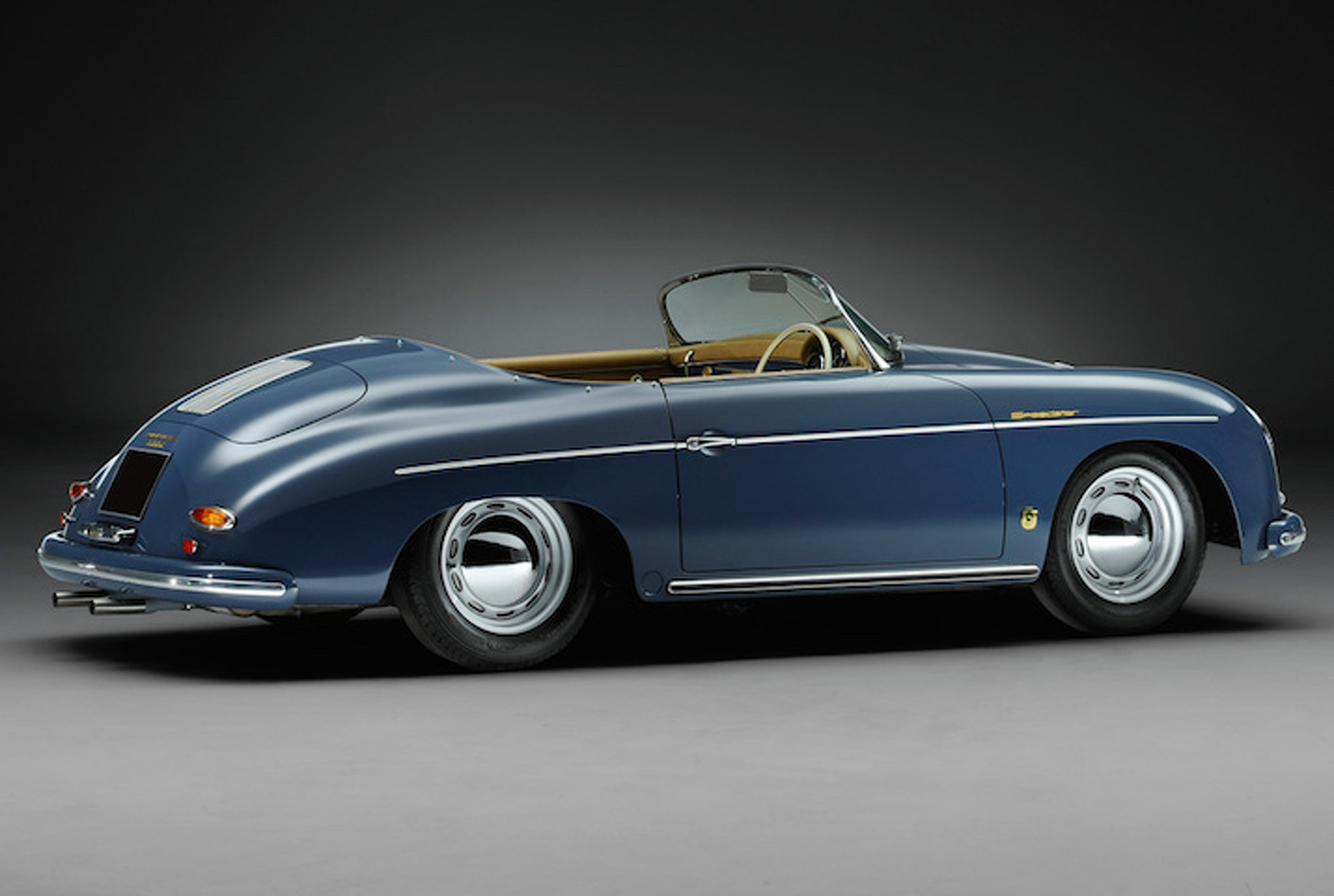 This 1957 Porsche 356 Speedster Is A Pristine Example Of