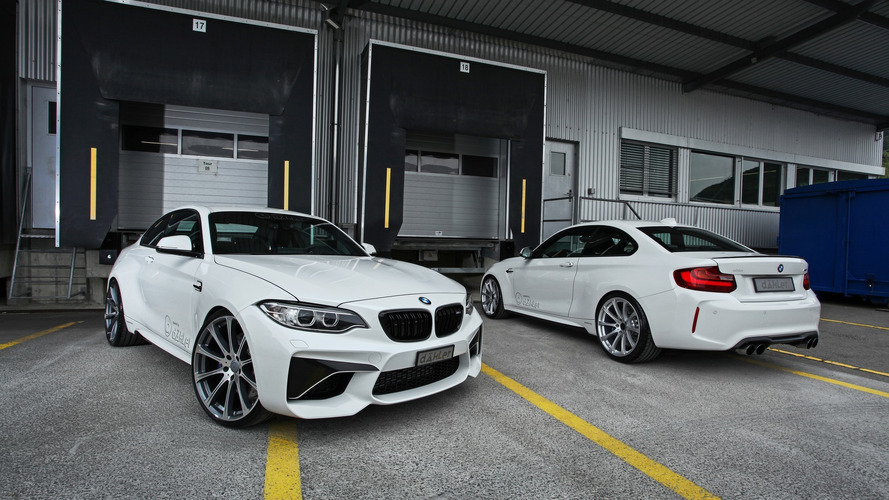 BMW M2 by Dähler Design & Technik