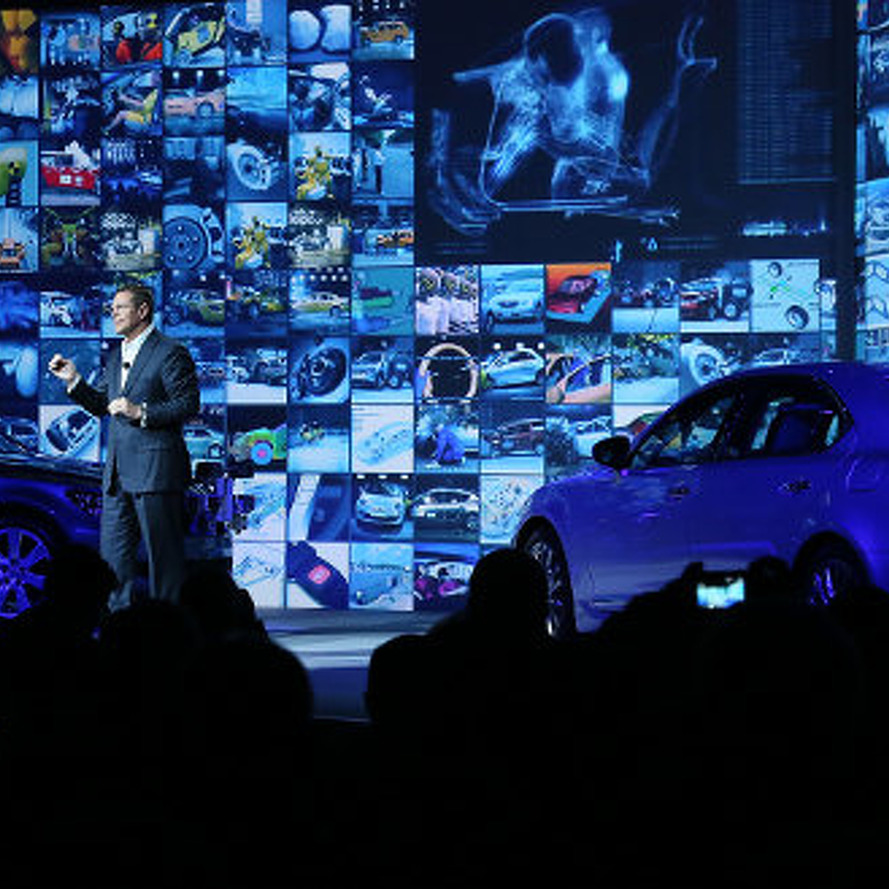 Will CES Become The Most Important Auto Show?