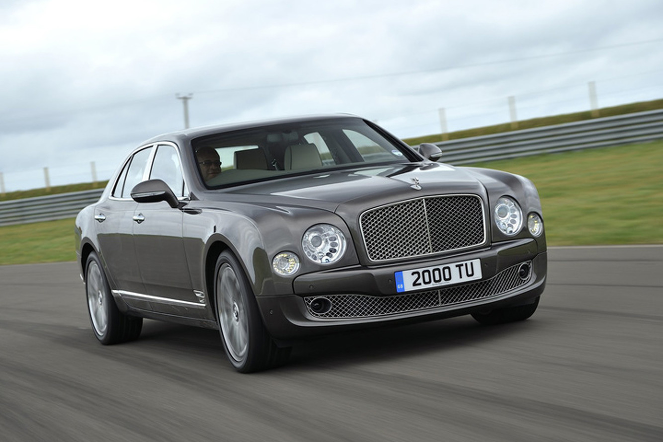 The Bentley Mulsanne will get a Performance Version