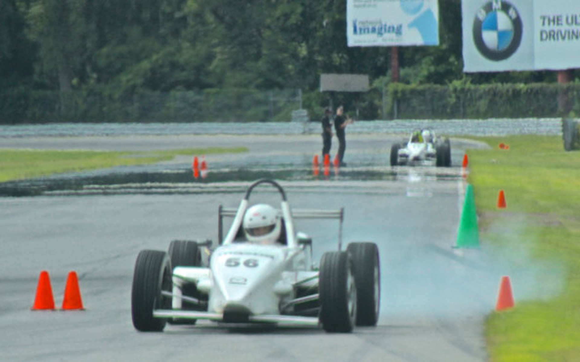 How Racing School Makes You a Safer Driver