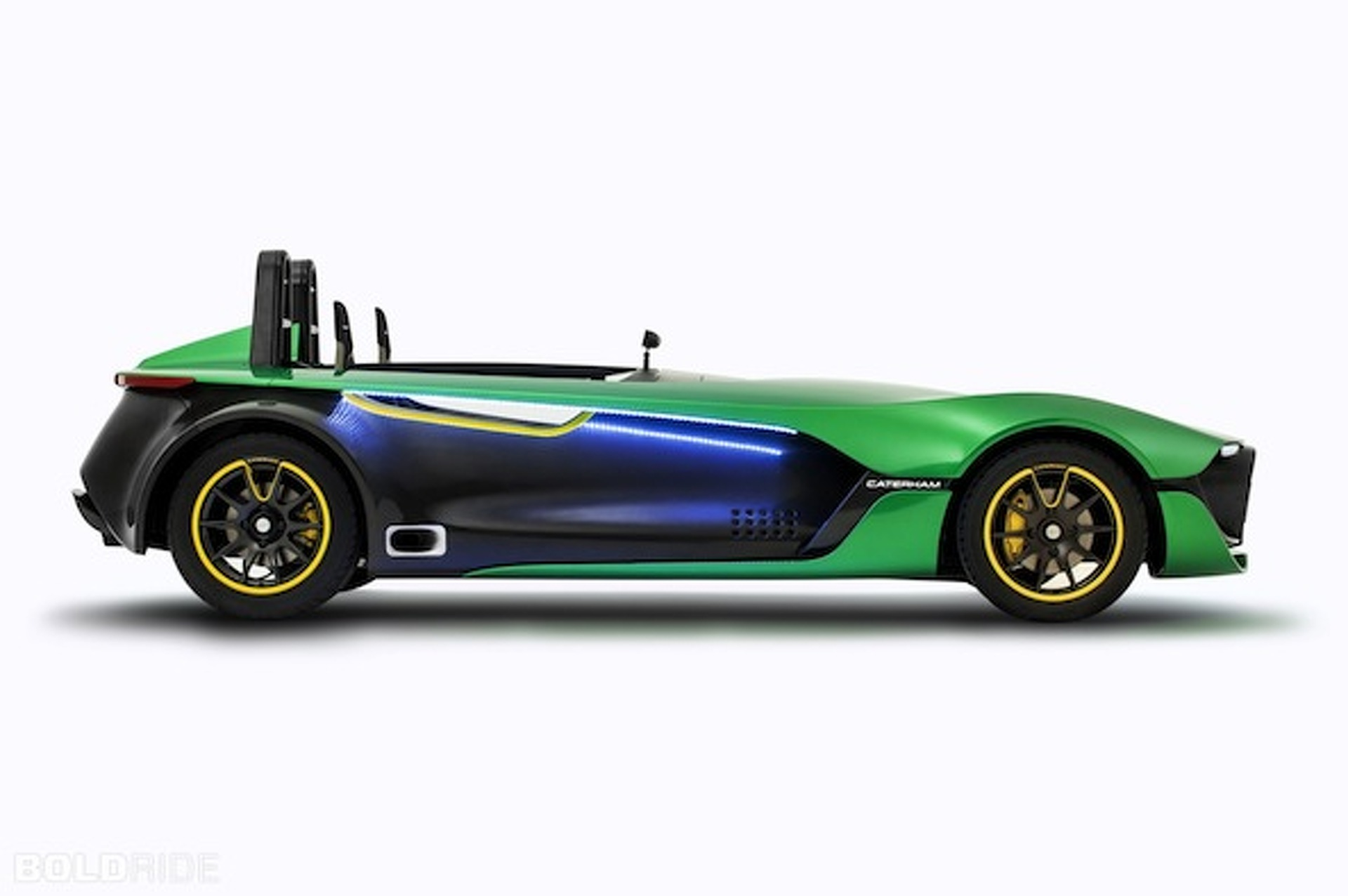 Caterham Unveils AeroSeven Concept, Says SUV and City Car Also in the Works