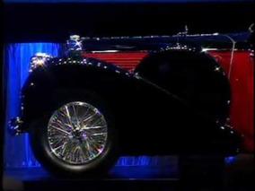 1939 Bugatti Type 57C Galibier Sport Saloon