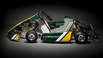 Caterham CK-01 kart