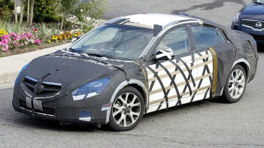 New Mazda 6 Latest Spy Photos