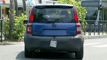 SPY PHOTOS: Fiat Panda Sport