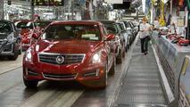 General Motors Lordstown ve Lansing Grand River fabrikaları