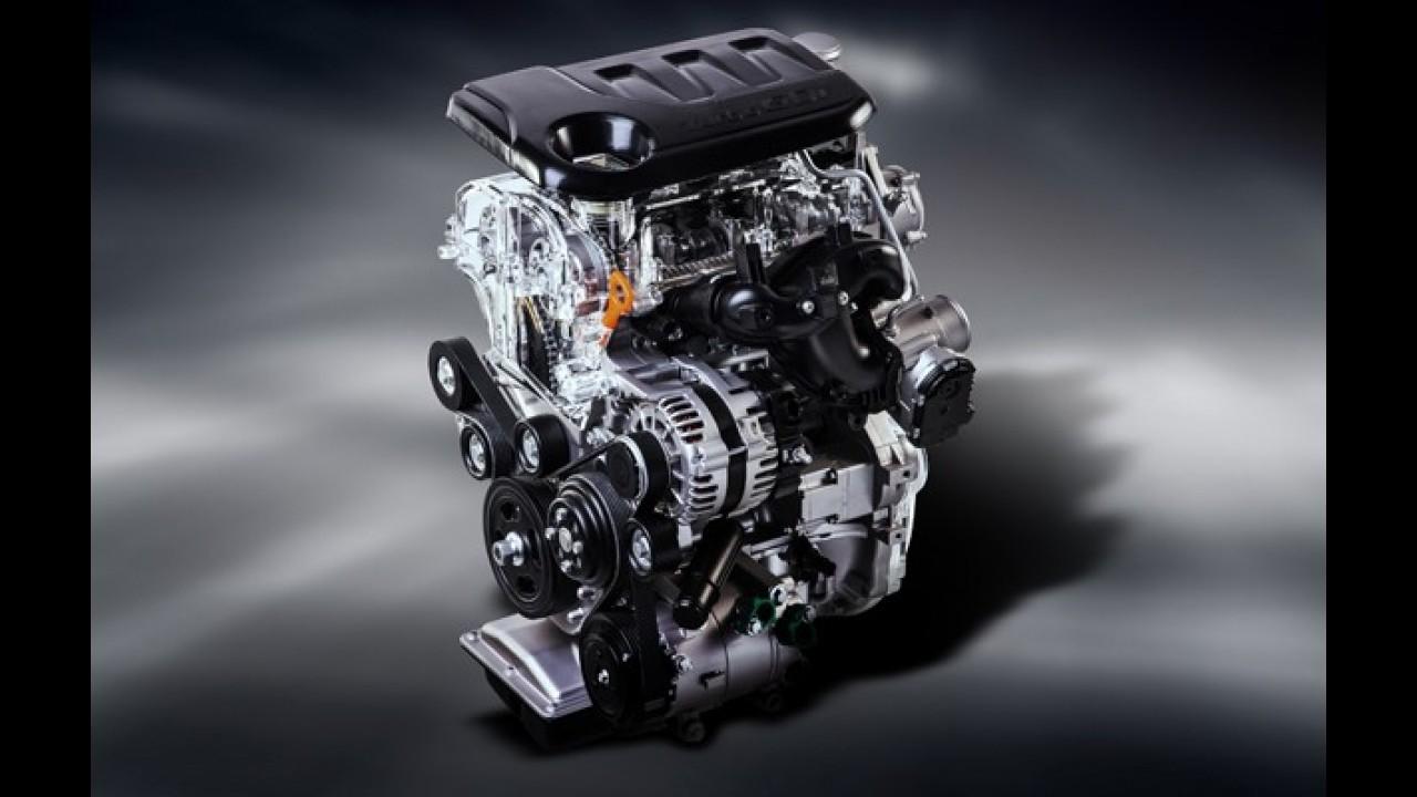 Hyundai HB20 1.0 turbo chega ainda no primeiro semestre
