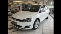 VW faz recall do Golf no Brasil por falha na bomba de combustível