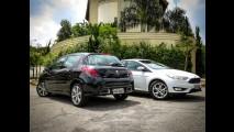 Teste CARPLACE: renovado, Peugeot 308 1.6 turbo mede forças com o Focus 2.0