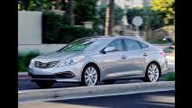 Hyundai Azera 2017 fica mais seguro e tecnológico nos Estados Unidos