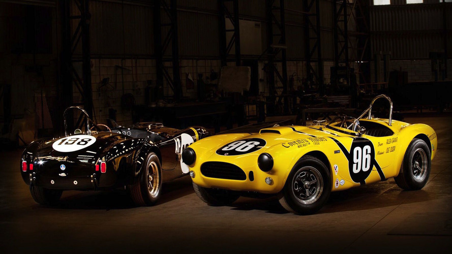 Shelby Cobra Sebring Special Editions