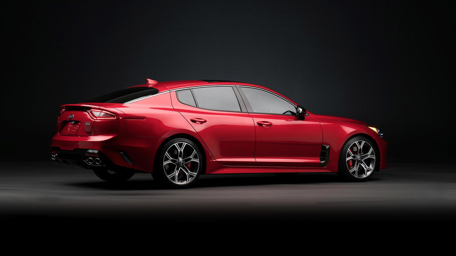 Kia Stinger Expected To Start At $32795