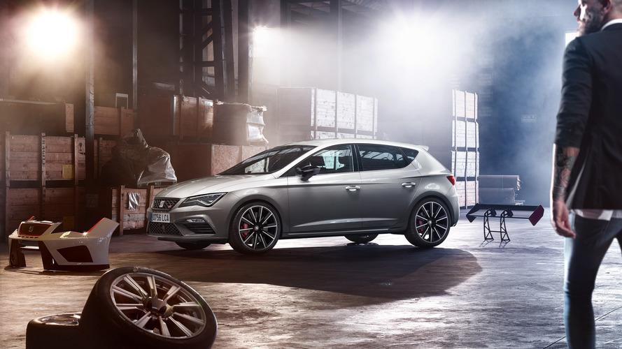 SEAT León Cupra 2017 - Un restylage et quelques chevaux supplémentaires