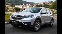 Honda CR-V LX 4x2 já está disponível no site por R$ 115,1 mil