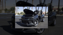 2017 Chevy Camaro Golf Cart