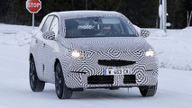 2017 Opel Grandland X spy photo