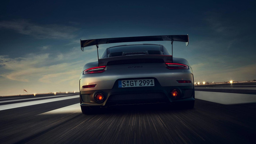 Porsche 911 Gt2 Rs Hit 208 Mph At Nurburgring Says Mark