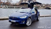 Tesla Model X 90D