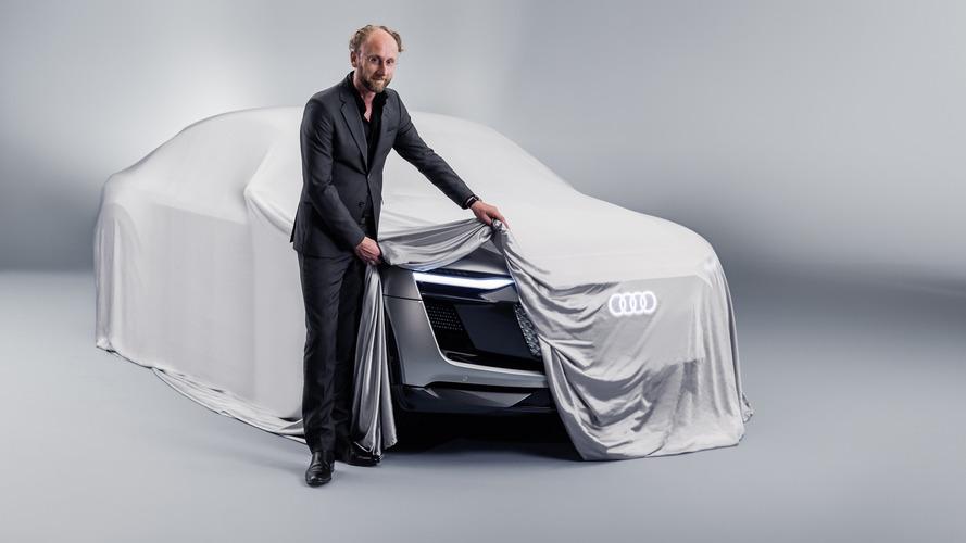 Audi E-Tron Sportback Concept Continues Virtual Striptease