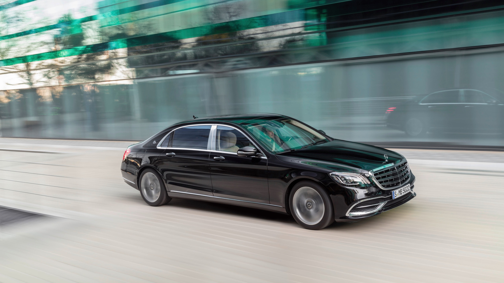 2018 mercedes s class facelift pricing announced in germany. Black Bedroom Furniture Sets. Home Design Ideas