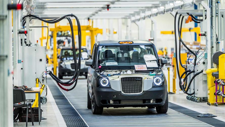 Les taxis londoniens entament une nouvelle ère