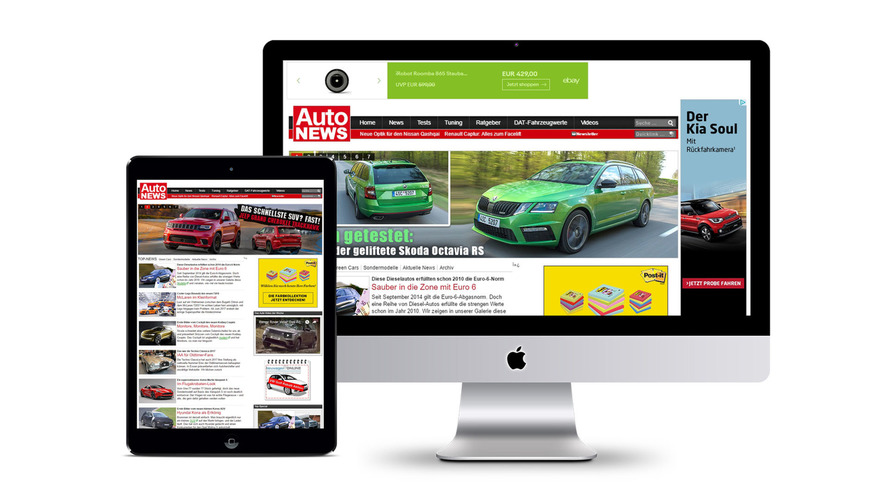 Motor1 Accelerates European Strategy With The Acquisition Of Auto-News.de