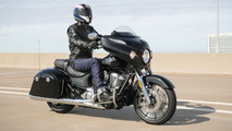Indian Chieftain Limited and Chieftain Elite
