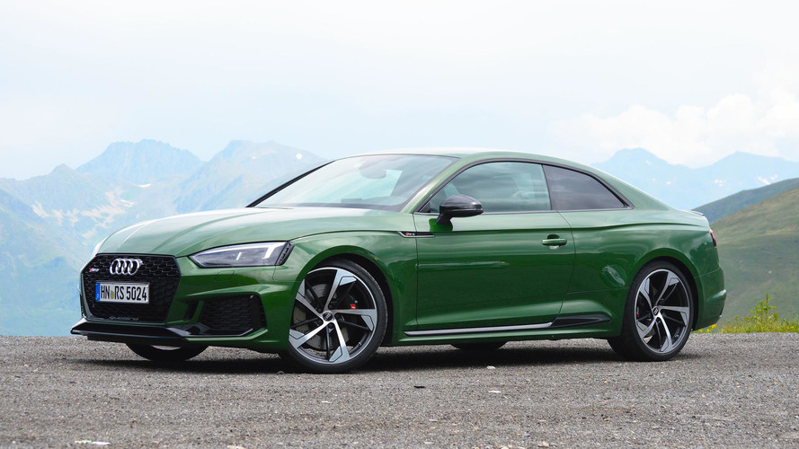 2018 Audi RS5 Coupe İlk Sürüş İncelemesi