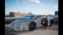 Nordschleifen-Rekord von Lamborghini