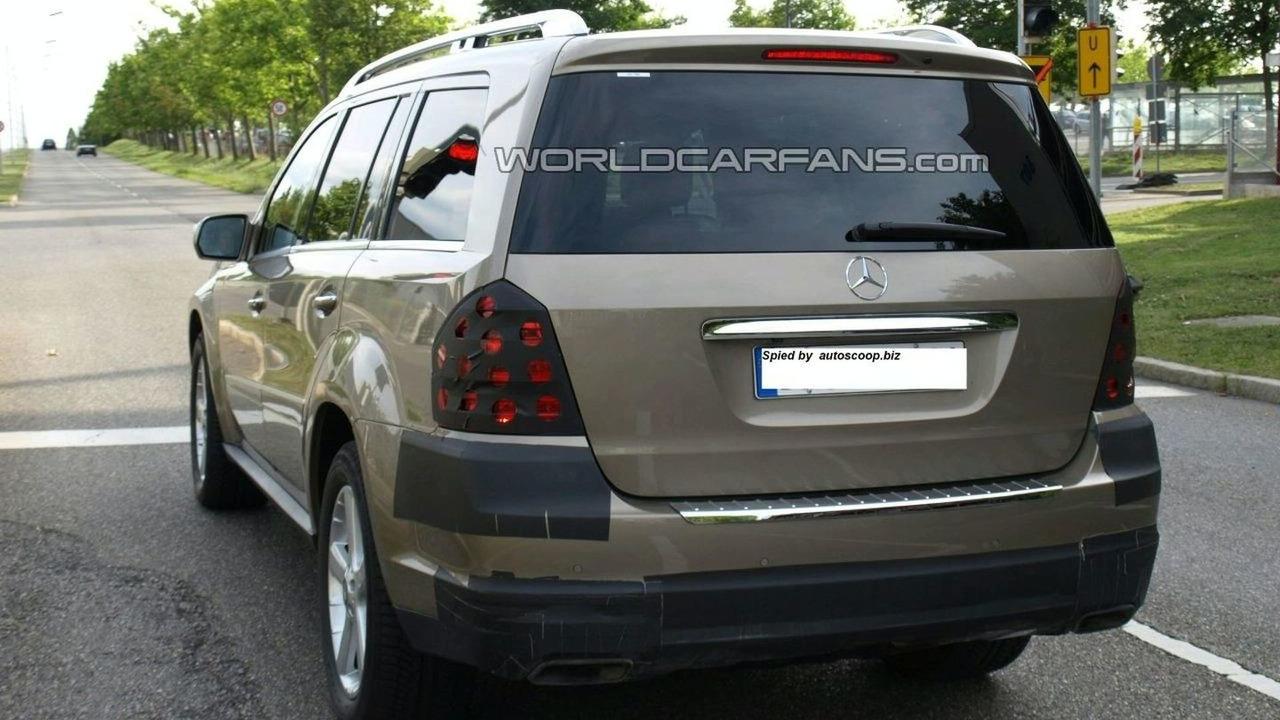 Mercedes GL-Class Facelift