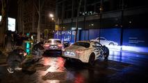 Alpine prototipleri Paris gezisinde