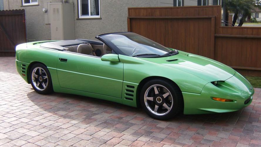 1995 model Callaway C8 Camaro eBay'de satışta