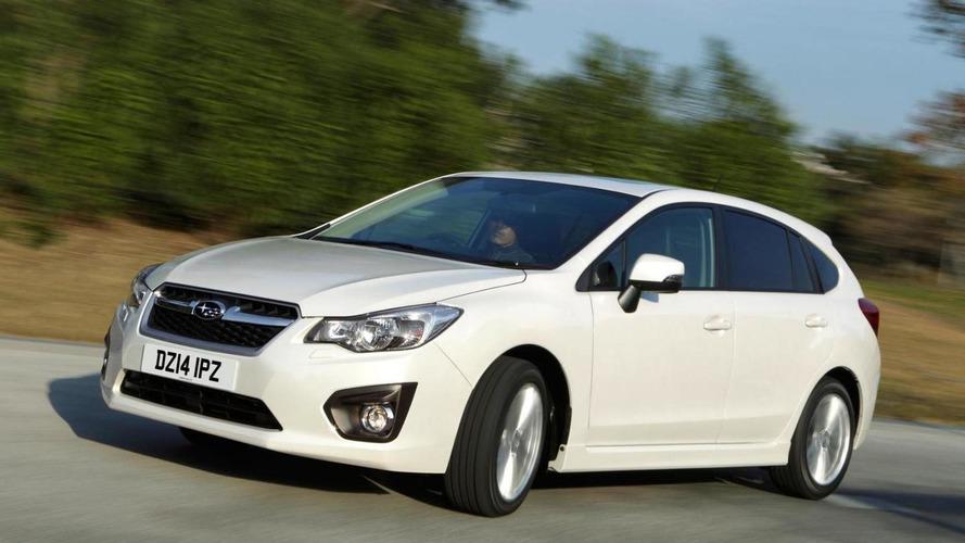 Subaru Impreza headed to the UK, goes on sale in May