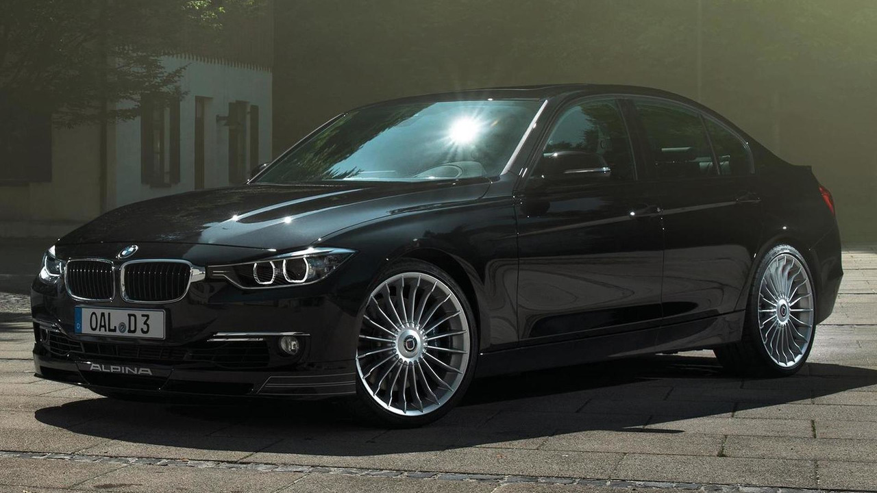 2014 Alpina D3 Bi-Turbo 06.09.2013