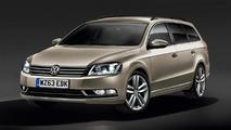 2014 Volkswagen Passat Executive Style (UK-spec)
