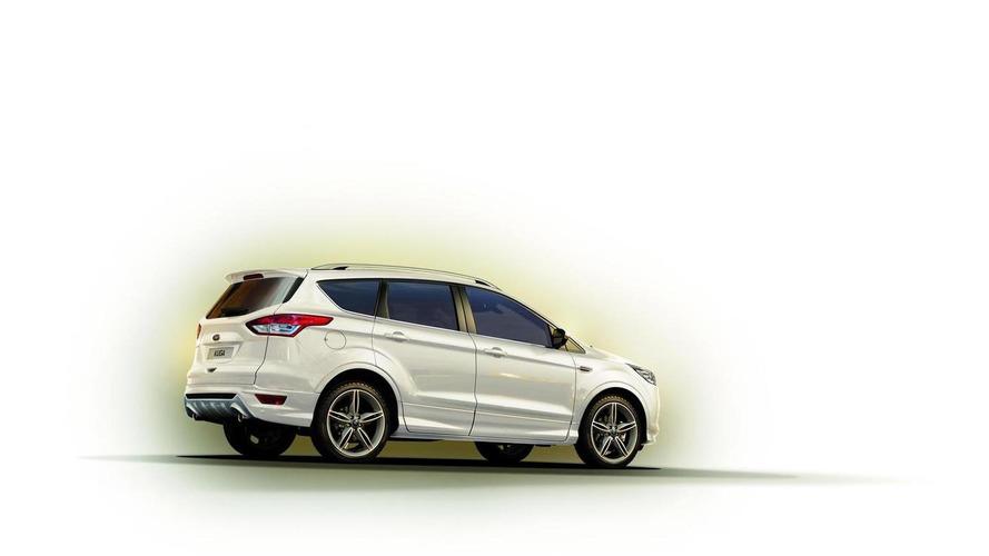 Ford details range-topping Kuga Titanium X Sport version (UK)