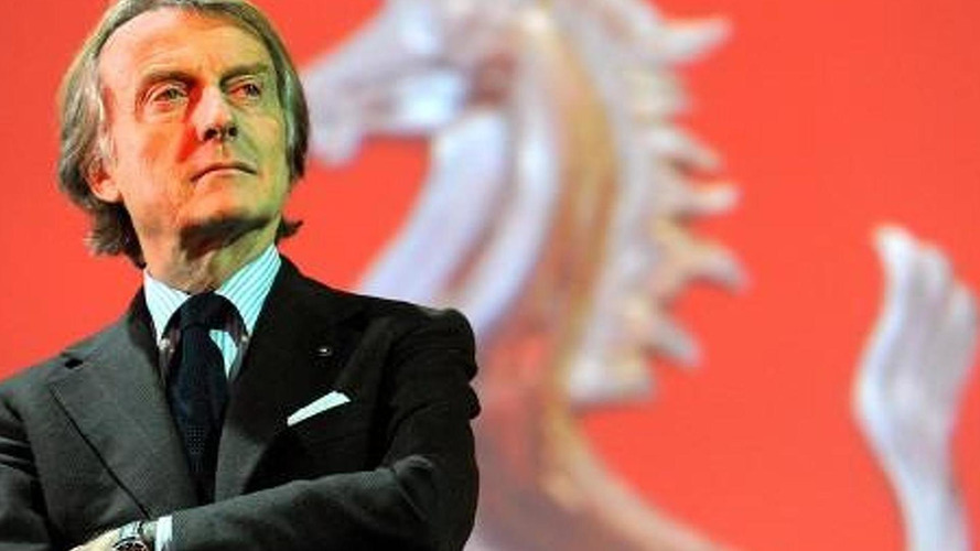 Montezemolo rejects Ferrari quit reports