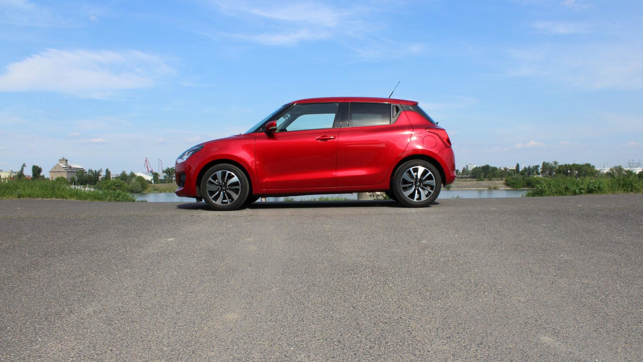 Suzuki Swift 1.0 Boosterjet és 1.2 Dualjet