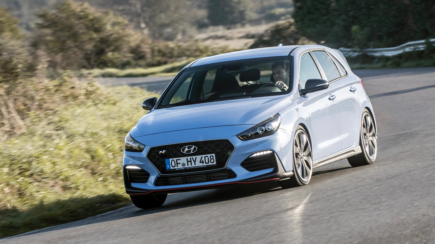 Hyundai to add twin-clutch gearbox to i30 N lineup