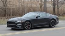 2019 Ford Mustang Bullitt spy photo