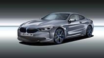 BMW 8 Series Renderings