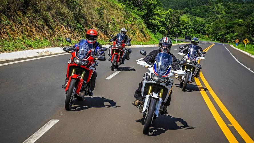 Honda lança programa RedRiders para relacionamento em motos