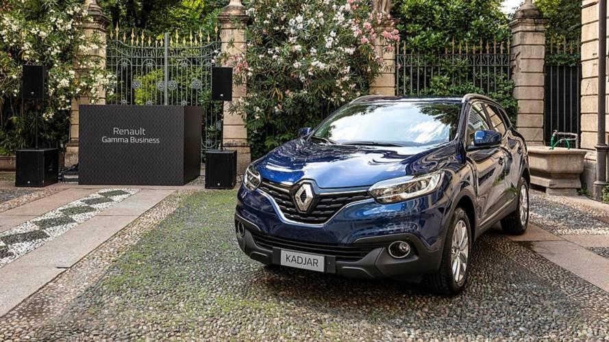 Renault, si amplia la gamma business