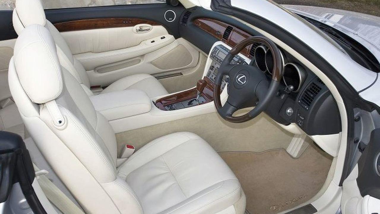 2006 Lexus SC430