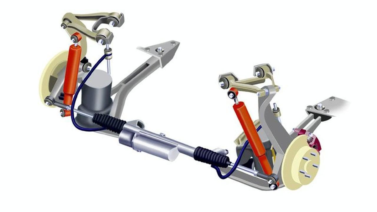Delphi's Active Rear Steering System