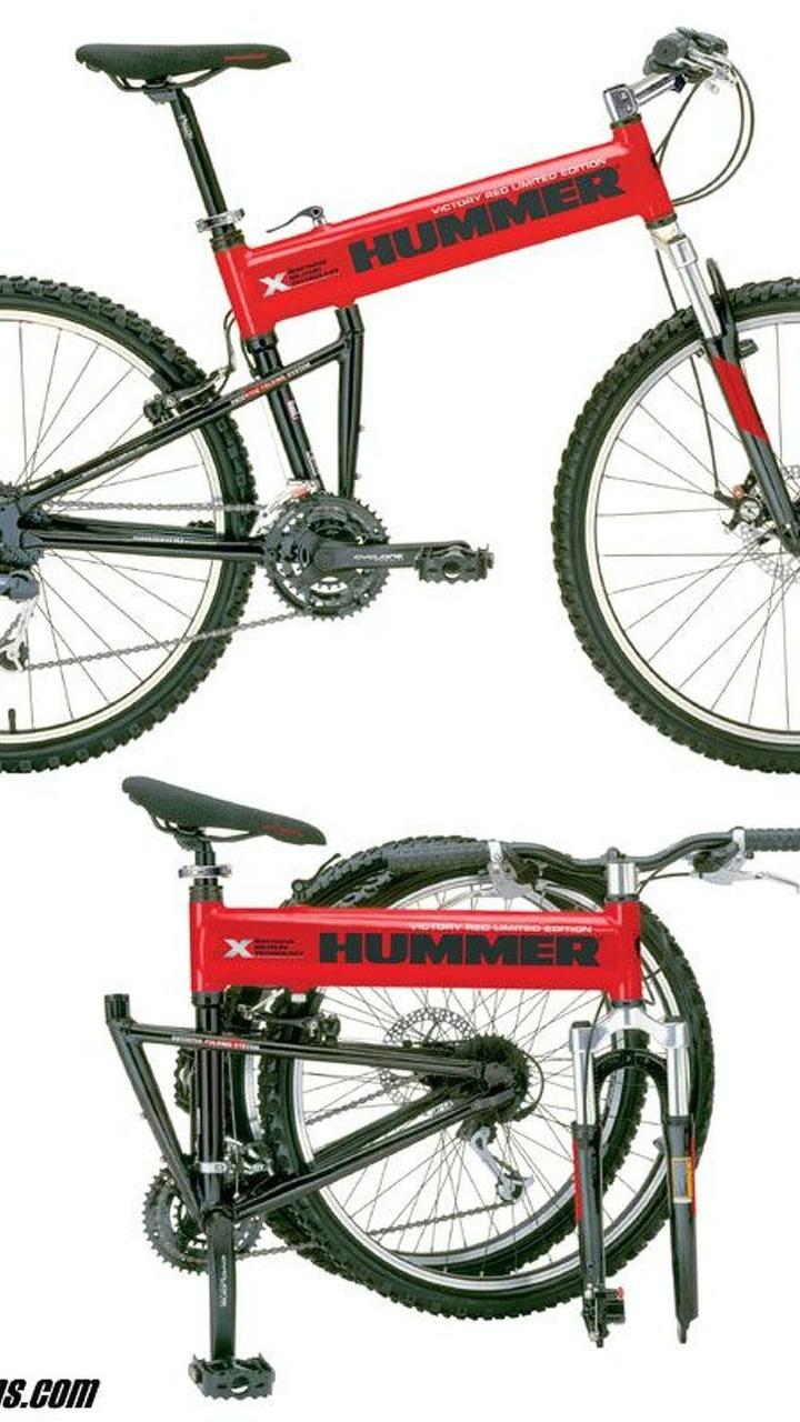 HUMMER tactical mountain bike