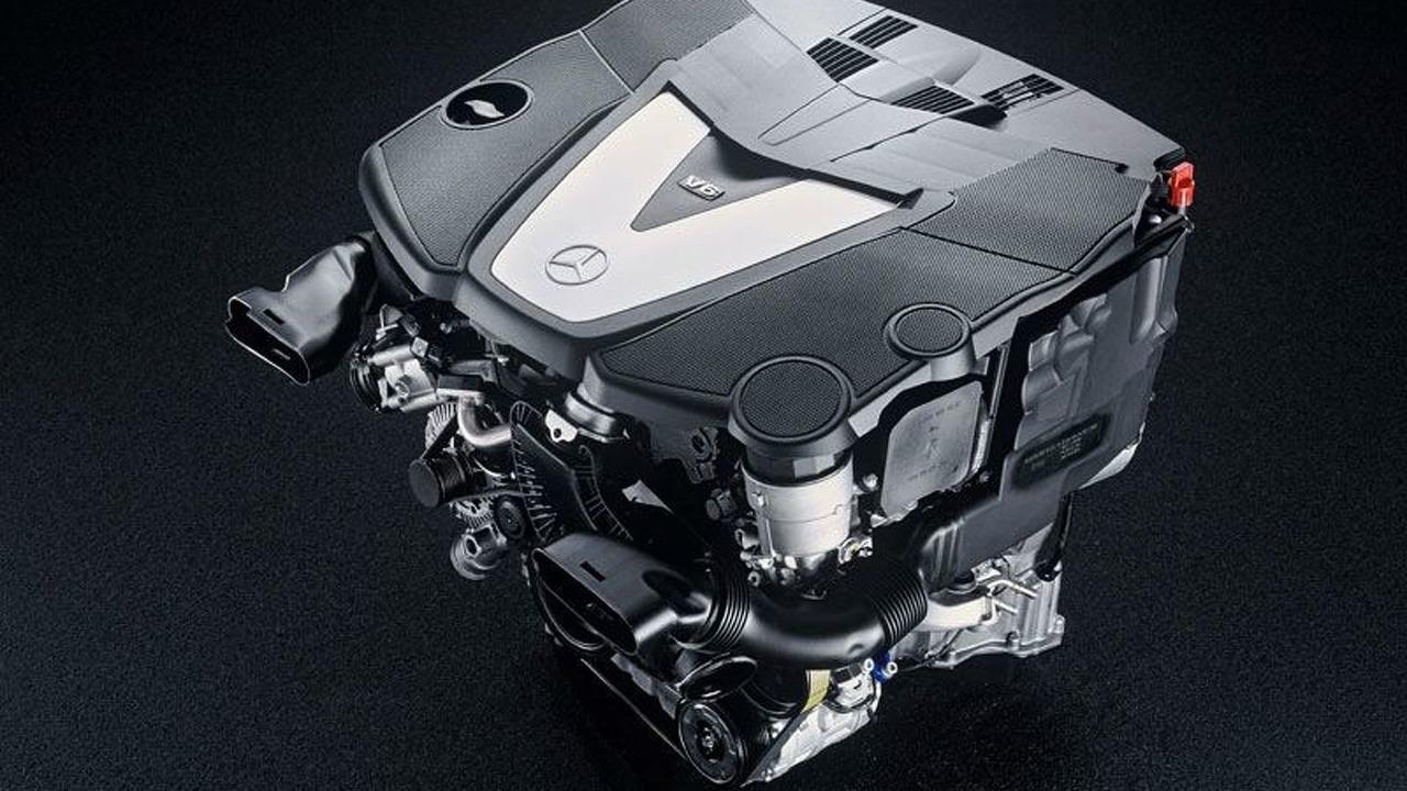 The new V6 CDI