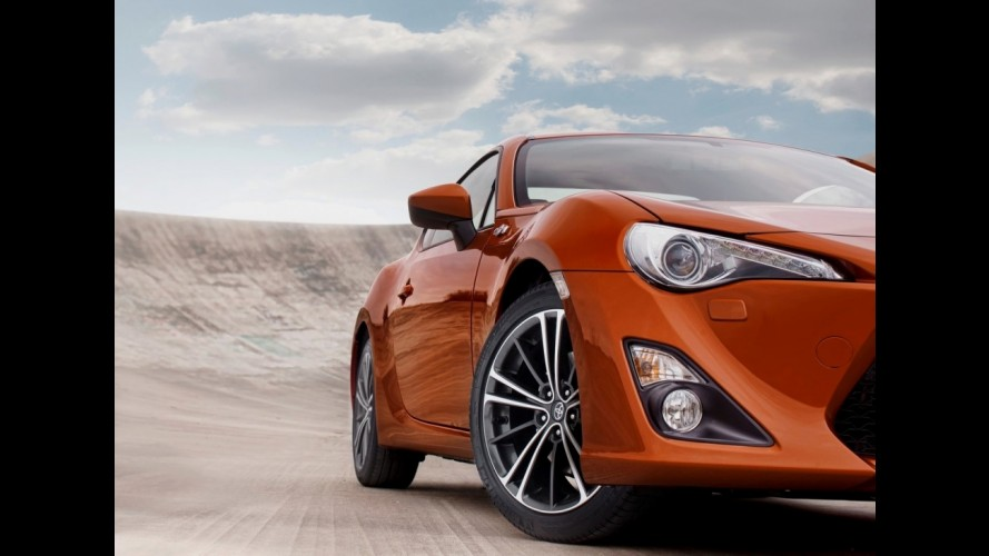 Toyota poderá lançar versão Cabrio do GT 86 em 2013